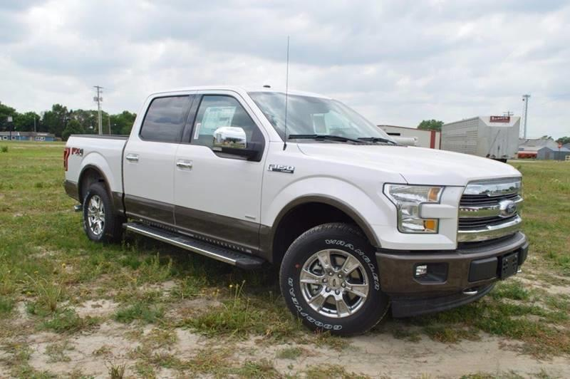 2017 Ford F-150 4x4 Lariat 4dr SuperCrew 5.5 ft. SB - Loup City NE