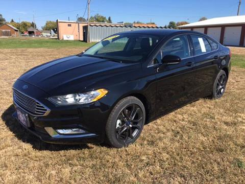 2018 Ford Fusion for sale in Loup City, NE