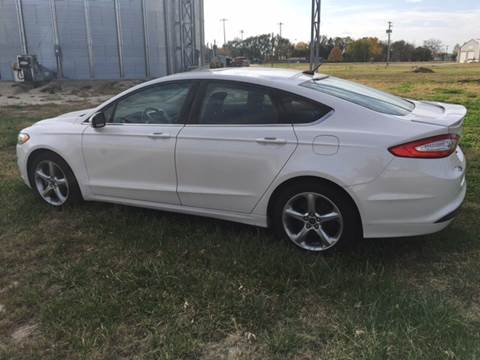 2014 Ford Fusion for sale in Loup City, NE