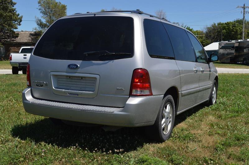 2005 Ford Freestar SEL 4dr Mini Van In Loup City NE