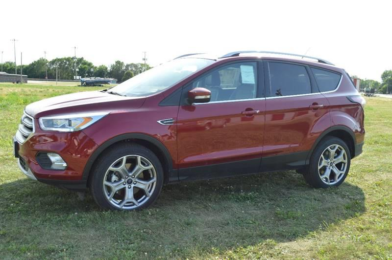 2017 Ford Escape AWD Titanium 4dr SUV - Loup City NE