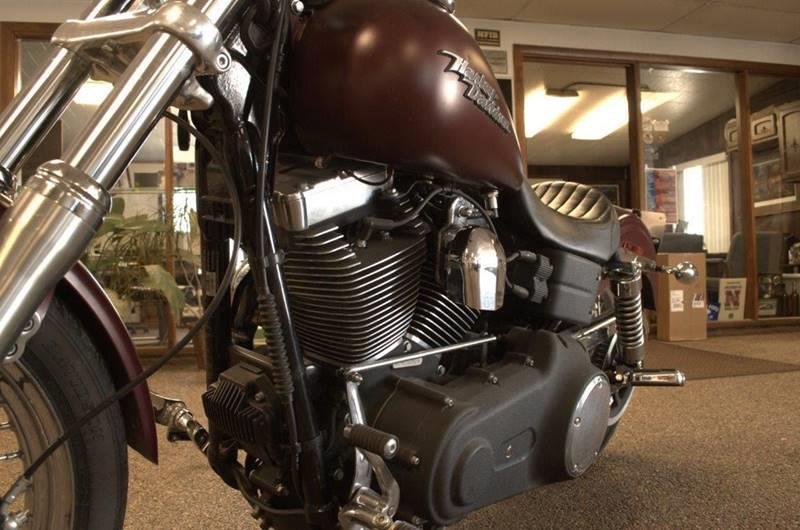 2008 Harley-Davidson FXDBI  - Loup City NE