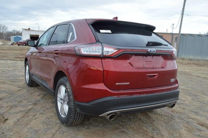 2017 Ford Edge SEL AWD 4dr SUV - Loup City NE