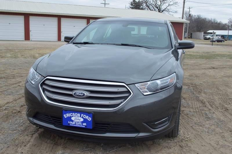 2017 Ford Taurus SEL 4dr Sedan - Loup City NE