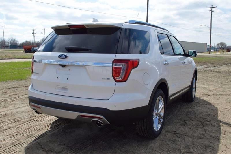 2017 Ford Explorer AWD Limited 4dr SUV - Loup City NE
