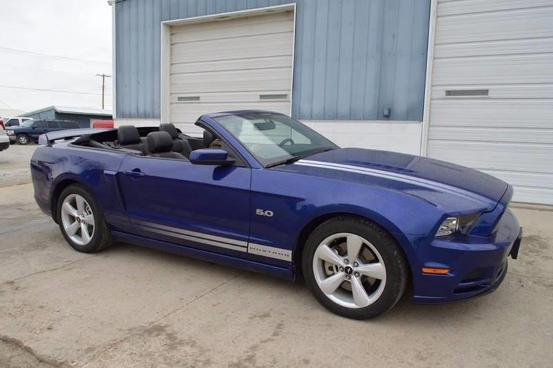 2014 Ford Mustang GT 2dr Convertible - Loup City NE