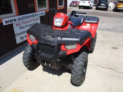 2012 Polaris Sportsman 500 H.O. for sale in Cedar Rapids, IA