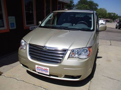 2010 Chrysler Town and Country for sale in Cedar Rapids, IA