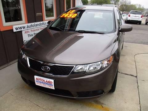 2013 Kia Forte for sale in Cedar Rapids, IA