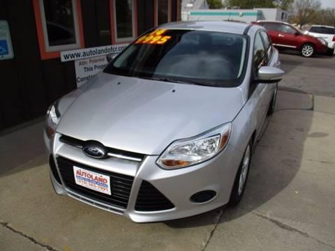 2014 Ford Focus for sale in Cedar Rapids, IA