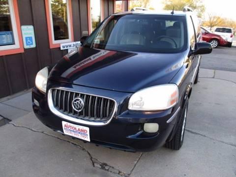 2005 Buick Terraza for sale in Cedar Rapids, IA