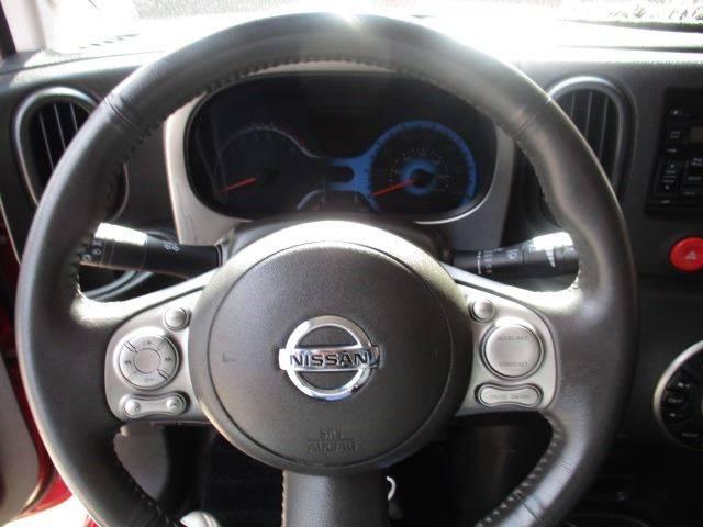 2009 Nissan Cube Krom 4dr Wagon In Cedar Rapids Ia Autoland