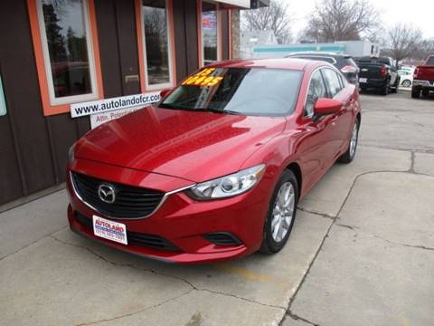 2015 Mazda MAZDA6 for sale in Cedar Rapids, IA