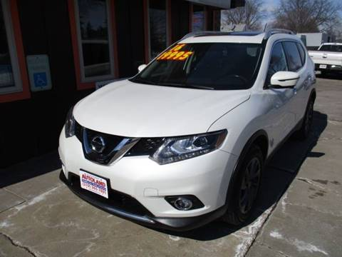 2016 Nissan Rogue for sale in Cedar Rapids, IA