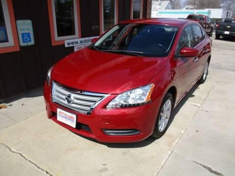 2013 Nissan Sentra for sale in Cedar Rapids, IA