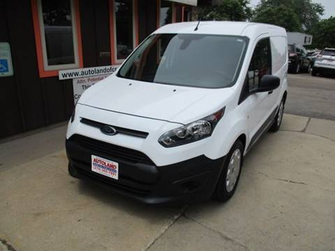 2017 Ford Transit Connect Cargo for sale in Cedar Rapids, IA