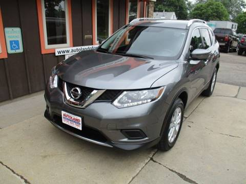 2016 Nissan Rogue for sale in Cedar Rapids, IA