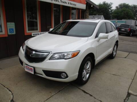 2015 Acura RDX for sale at Autoland in Cedar Rapids IA