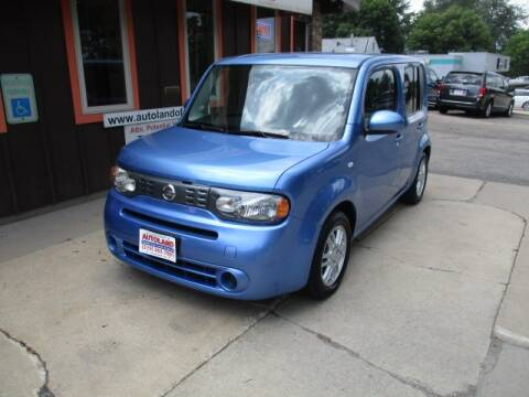 2012 Nissan cube for sale at Autoland in Cedar Rapids IA