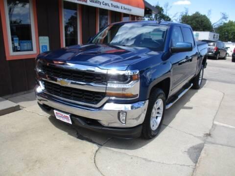 2017 Chevrolet Silverado 1500 for sale at Autoland in Cedar Rapids IA