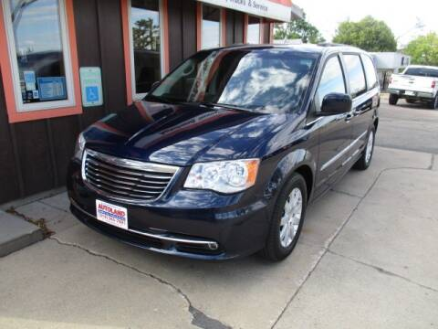 2013 Chrysler Town and Country for sale at Autoland in Cedar Rapids IA