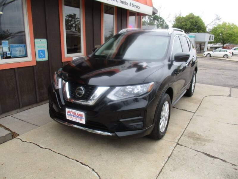2018 Nissan Rogue for sale at Autoland in Cedar Rapids IA