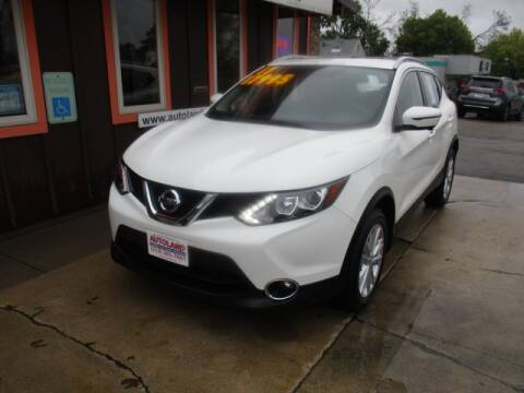 2017 Nissan Rogue Sport for sale at Autoland in Cedar Rapids IA