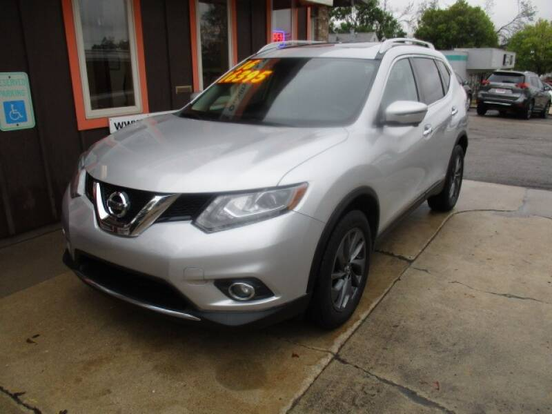 2016 Nissan Rogue for sale at Autoland in Cedar Rapids IA