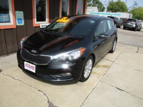 2014 Kia Forte5 for sale at Autoland in Cedar Rapids IA