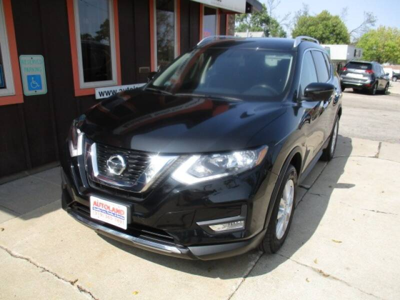 2017 Nissan Rogue for sale at Autoland in Cedar Rapids IA