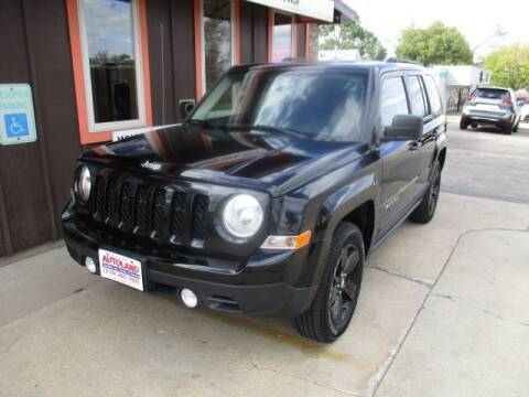 2016 Jeep Patriot for sale at Autoland in Cedar Rapids IA