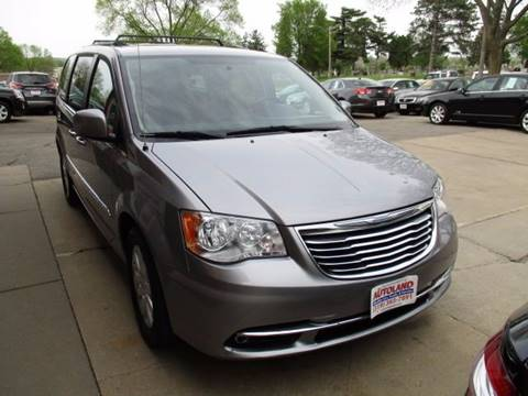 2014 Chrysler Town and Country for sale in Cedar Rapids, IA