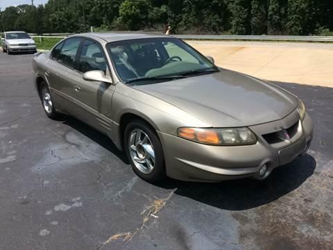 2001 Pontiac Bonneville for sale in Decatur, GA