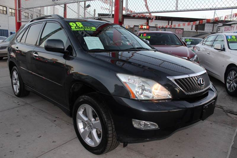 2008 Lexus RX 350 for sale at LIBERTY AUTOLAND INC in Jamaica NY