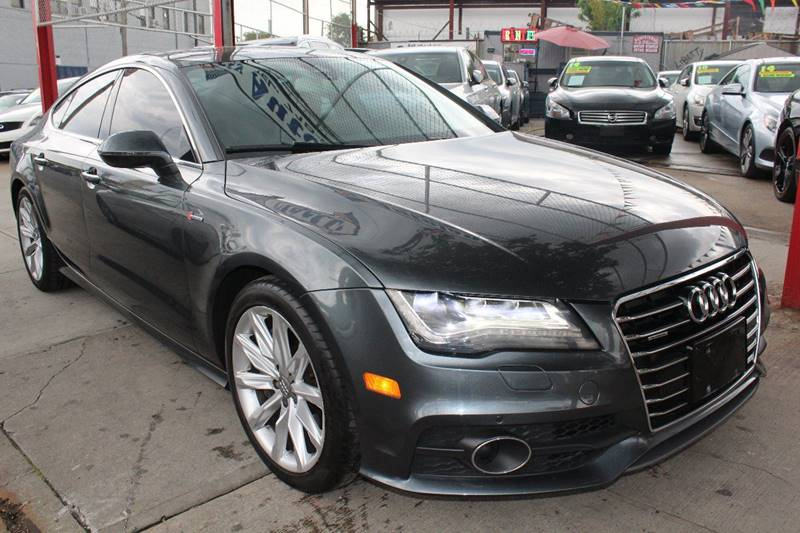 2013 Audi A7 In Jamaica NY - LIBERTY AUTOLAND INC