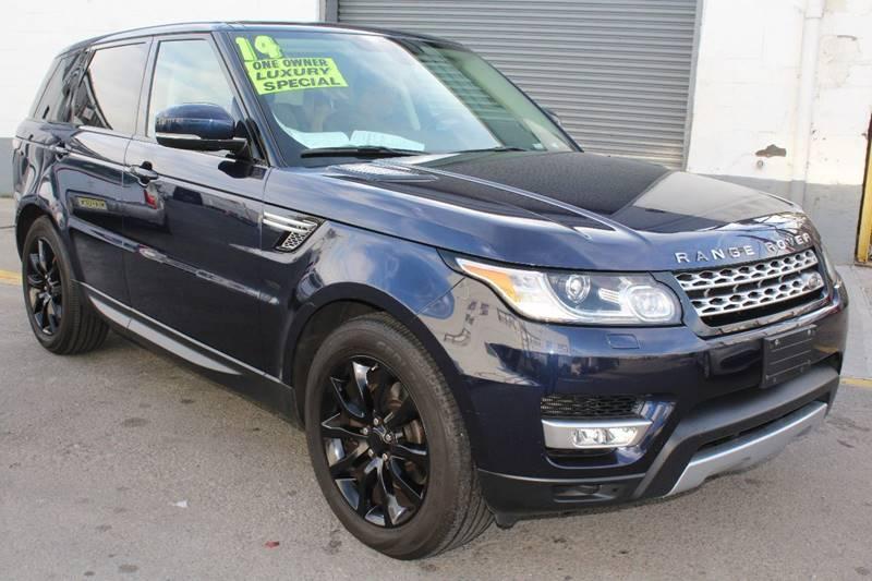 Land Rover Range Rover Sport In Jamaica NY LIBERTY AUTOLAND INC - Range rover dealer ny