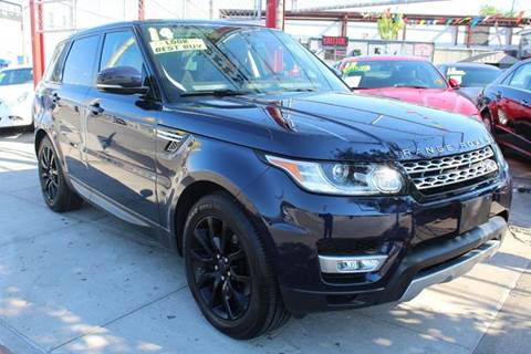 2014 Land Rover Range Rover Sport for sale in Jamaica, NY