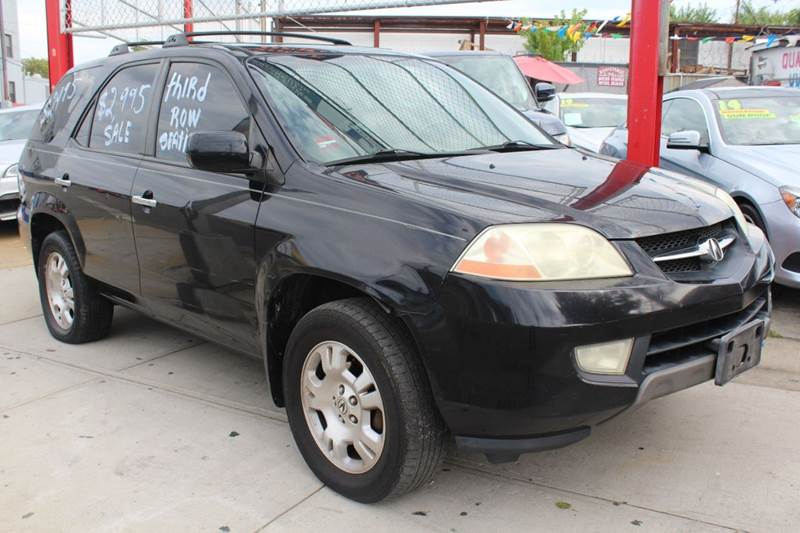 2002 Acura MDX for sale at LIBERTY AUTOLAND INC in Jamaica NY