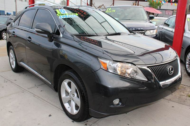 2010 Lexus RX 350 for sale at LIBERTY AUTOLAND INC in Jamaica NY