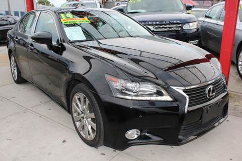2014 Lexus GS 350 for sale at LIBERTY AUTOLAND INC in Jamaica NY