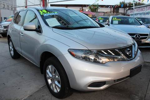 2014 Nissan Murano for sale at LIBERTY AUTOLAND INC in Jamaica NY
