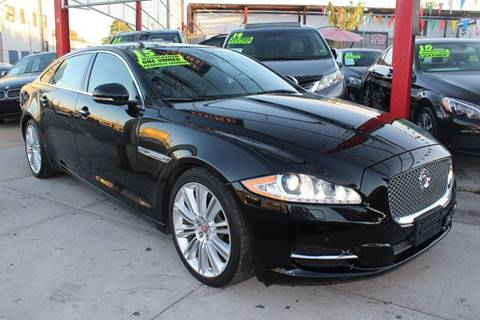 2015 Jaguar XJL for sale in Jamaica, NY