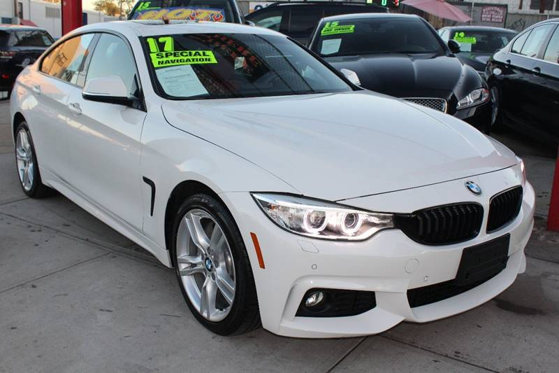 2017 BMW 4 Series For Sale At LIBERTY AUTOLAND INC In Jamaica NY