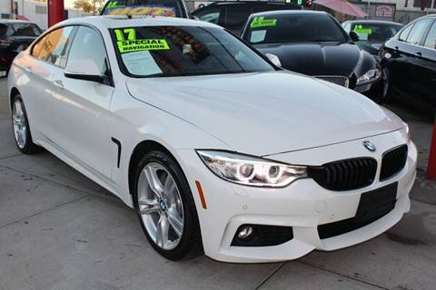 2017 BMW 4 Series for sale in Jamaica, NY