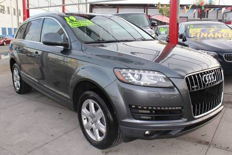2014 Audi Q7 for sale in Jamaica, NY