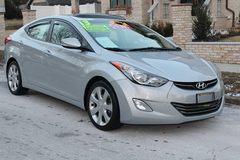 2013 Hyundai Elantra Limited In Jamaica NY - LIBERTY AUTOLAND INC