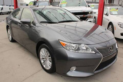 2013 Lexus ES 350 for sale at LIBERTY AUTOLAND INC in Jamaica NY