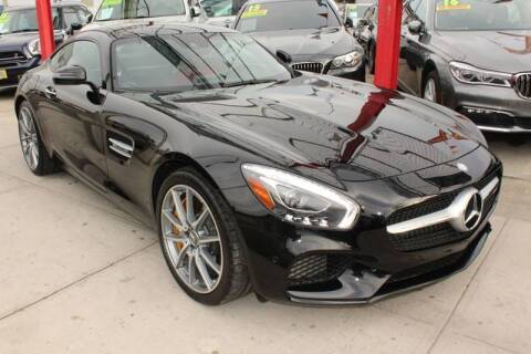 2016 Mercedes-Benz AMG GT for sale at LIBERTY AUTOLAND INC in Jamaica NY
