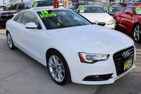 2014 Audi A5 for sale in Jamaica, NY