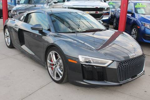 2017 Audi R8 for sale at LIBERTY AUTOLAND INC in Jamaica NY